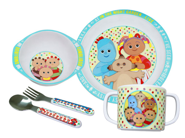 sc 1 st  In The Night Garden | Shop : in the night garden tableware - pezcame.com